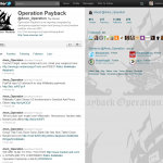 Operation Payback  Anon_Operation  on Twitter